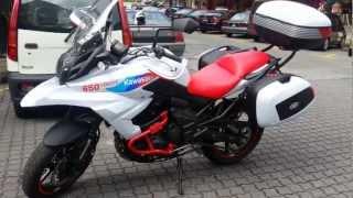 5. 2012 Kawasaki versys 650