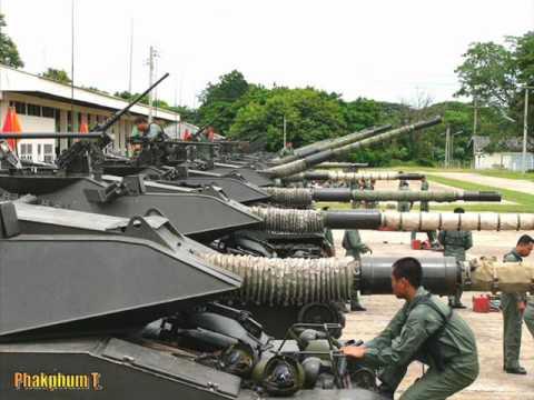 สุดยอดรถถังกองทัพไทย commando