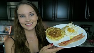 Enjoy your sizzling bacon, pancakes, and eggs. :)Taylor Darling Channel : https://www.youtube.com/channel/UCtdKQcsoZSYc2EepRto2JSAsnapchat: asmrdarlinginstagram: https://www.instagram.com/asmrdarling/facebook: https://www.facebook.com/ASMR-Darling...twitter: https://twitter.com/asmrDarling?lang=enP.O Box : Box # : 951539Lake Mary, FlZip : 32795