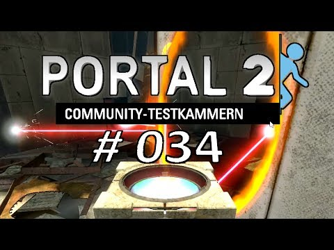 034 portal - Let's Play moderierte Spielszenen von El Moi ➤ Portal 2 Entwickler Valve Software Publisher Valve, Electronic Arts Spiel-Engine Source Genre Action-Adventu...
