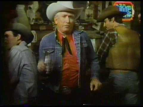 'Miller Lite' Beer [01] TV ad feat. Jim Shoulders & ...
