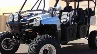 7. Introducing The Polaris Ranger Crew 800 GOLIATH EDITION Only At RideNow Peoria