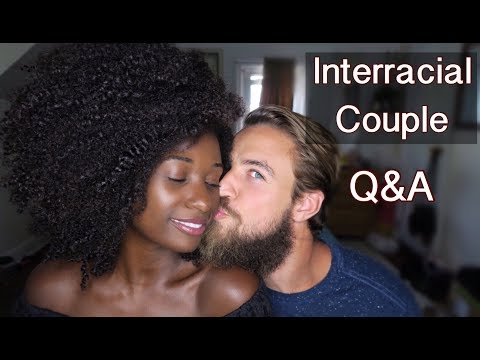 8 QUESTIONS ALL INTERRACIAL COUPLES GET ASKED (видео)