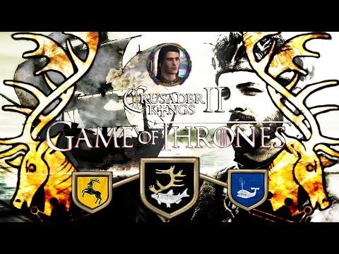 "CK2 AGOT | House Baratheon of Ibben: Renly Baratheon |  ""Storm of The Shivering Sea"""