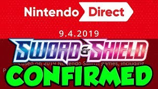 THIS NEVER HAPPENS! New Pokemon Sword And Shield Trailer IN A NINTENDO DIRECT TOMORROW! by Verlisify
