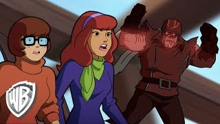 Scooby-Doo! | WWE Curse of the Speed Demon: This Race Is Doomed