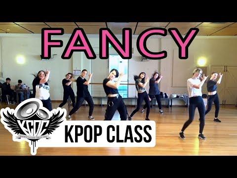 """TWICE """"FANCY"""" [Kpop Dance Class]"""