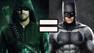 Batman and Green Arrow are two popular characters in the DC Universe, but have they become one and the same in CW's Arrow? A visual essay examining the numerous similarities, and differences, between these two superheroes. Brought to you by the same guy who did the Batman Warehouse Fight Scene Breakdown from Batman vs Superman and How many fighting styles does Batman know! Subscribe for more! Why CW's Arrow is basically Batman!Want more analytical videos? Check out my playlist! https://www.youtube.com/playlist?list=PLEGMqA6EvzxnBiPhTMzRex0NPmj32wIaD