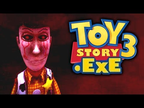 TOY STORY 3.EXE - WOODY.EXE IS BACK AT IT AGAIN [ToyStory3.exe DEMO]
