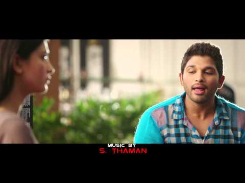 "Main Hoon Lucky The Racer ᴴᴰ Dialogue Promo ""Race Gurram ft. Allu Arjun & Shruti Hassan"""