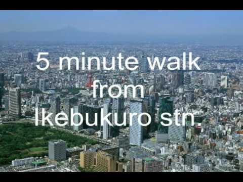 Video Sakura Hostel Ikebukurosta