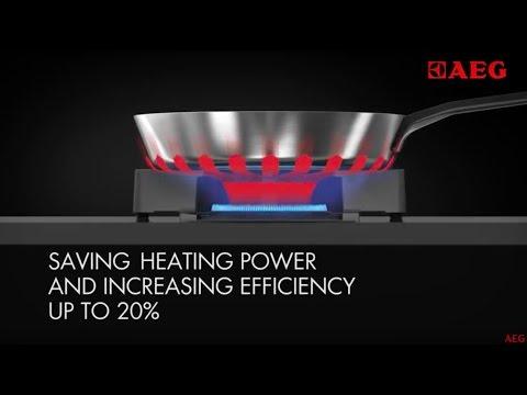Flush Vertical Flame - AEG - Hob
