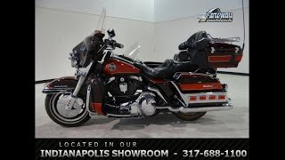 8. 1991 Harley-Davidson Ultra Glide with sidecar #0074-ndy Gateway Classic Cars - Indianapolis