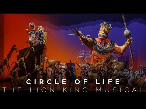 """Assista ao musical da Broadway """"O Rei Leão"""""""