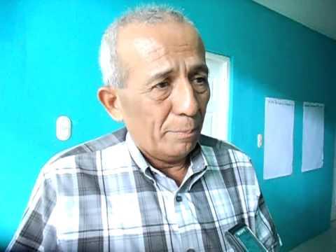 Denis Meléndez, facilitador de la Mesa Nacional para la Gestión de Riesgo (MNGR) Nicaragua