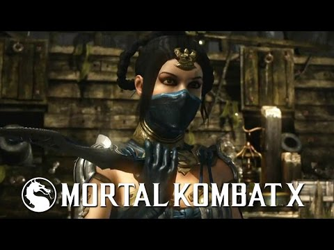 Mortal Kombat X - Kitana \