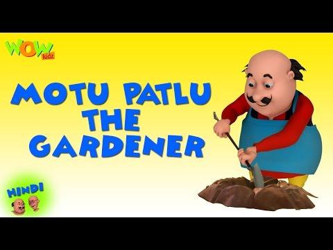 Video Motu Patlu The Gardener- Motu Patlu in Hindi WITH ENGLISH, SPANISH & FRENCH SUBTITLES download in MP3, 3GP, MP4, WEBM, AVI, FLV January 2017