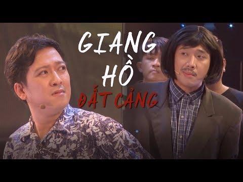 Hài Giang Hồ Đất Cảng - Hài Kịch Trường Giang, Trấn Thành, Kiều Minh Tuấn - Hài Việt Chọn Lọc 2018 - Thời lượng: 39:02.