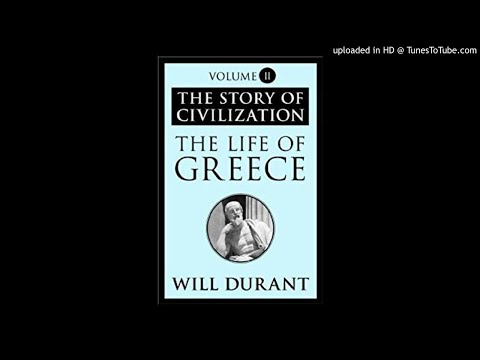 10 - The Life Of Greece - Durant, Will