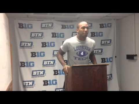 Quinton Patton Interview 9/22/2012 video.