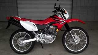 5. 2008 Honda CRF230L For Sale at Honda of Chattanooga - USED Motorcycles For Sale Chattanooga
