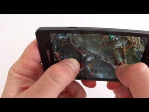 Samsung Galaxy S II - hands on