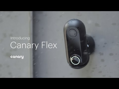 Canary eyes the outdoor home security market with launch of Flex