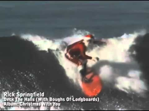 Deck the Halls With Boughs of Longboards