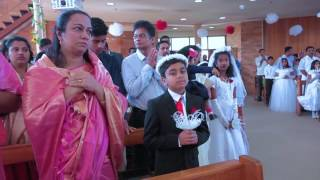 St  Thomas Syro Malabar Holy Communion   Confirmation 2016