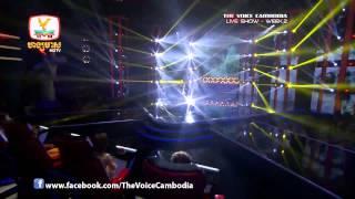 The Voice Cambodia: Live Show 2