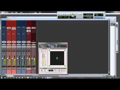 Pro Tools 10 & 9 & 8 mixing template and techniques (detailed setup) -