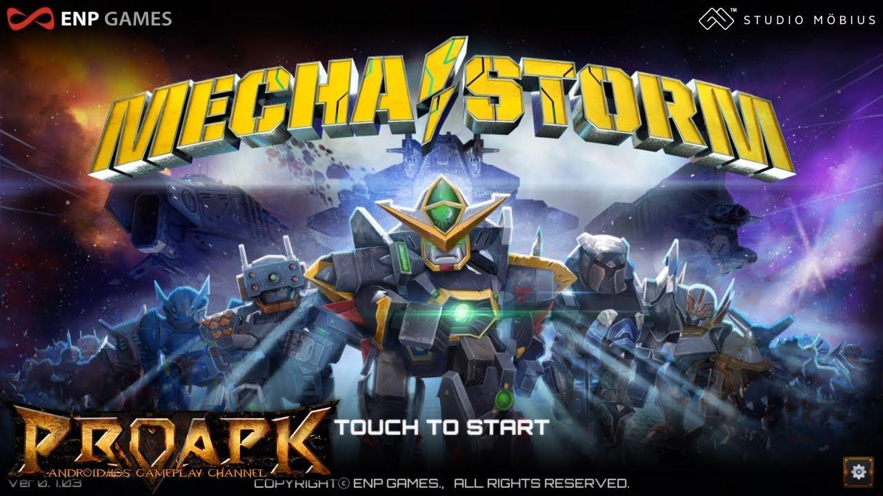 Mecha Storm - CBT