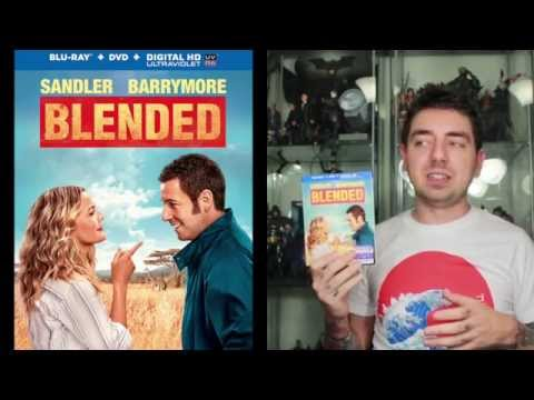 Blended Blu-ray DVD Combo Pack Movie Review