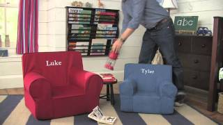 Create a cozy space for your kids where they can indulge in reading or just relaxing. In this video, we can see some of the...