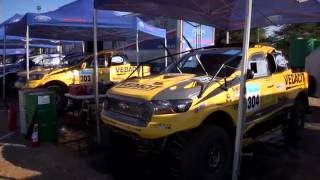 Kalahari Botswana  city photos : 2016 Toyota Kalahari Botswana 1000 Desert Race - EPISODE 1