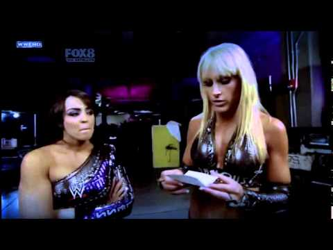 WWE The Truth Hurts Castings+trailer