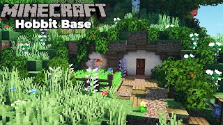 Minecraft 1.15 Ultimate Hobbit Survival Base
