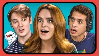 Video YouTubers React To Top 10 Most Searched Pornhub Characters Of 2018 MP3, 3GP, MP4, WEBM, AVI, FLV September 2019