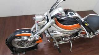 8. 2008 Hyosung Gv650  New Motorcycles - Harker Heights,Texas - 2016-05-25
