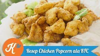 Video Chicken Popcorn ala KFC Recipe | YUDA BUSTARA MP3, 3GP, MP4, WEBM, AVI, FLV November 2018