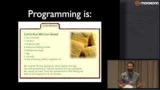 Twitter's Oscar Boykin: Programming Isn't Math