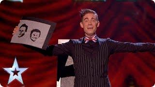 Video Matt Edwards still has burning love for Ant & Dec | Grand Final | Britain's Got Talent 2017 MP3, 3GP, MP4, WEBM, AVI, FLV April 2018