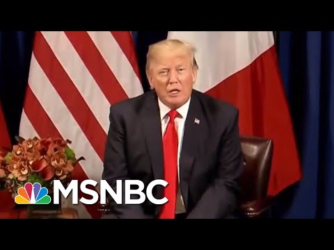 President Donald Trump Isn't Getting The Military Parade He Wanted | All In | MSNBC
