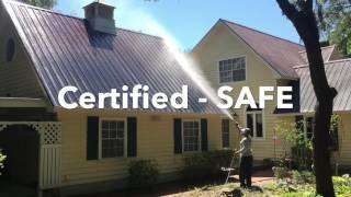 Roof Cleaning in Winter Springs, FL