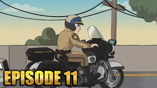 Animated Stories of the Freeway Patrol - Ep 11