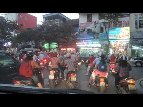 Вьетнам час пик - DomaVideo.Ru