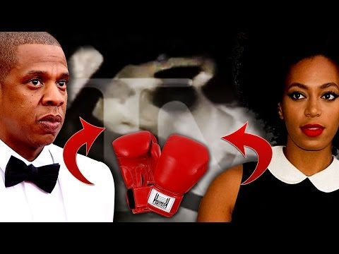 Solange Knowles Violently Attacks Jay Z & Beyonce Watches