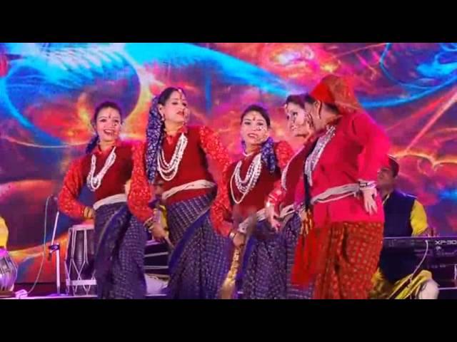 Pritam Bhartwan New Garhwali Song 2016 Live Concert Ardhkumbh Haridwar ...