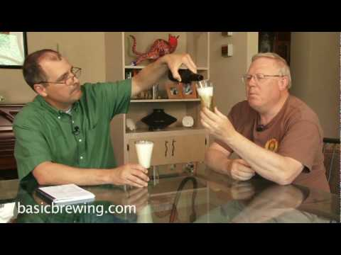 Basic Brewing Video – All Wheat Beer – April 15, 2010