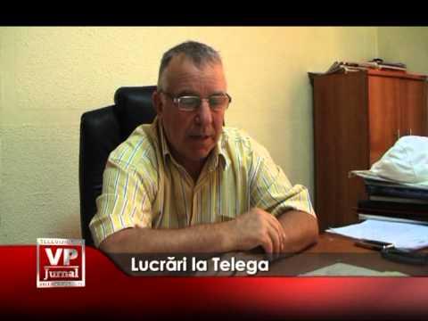 Lucrări la Telega